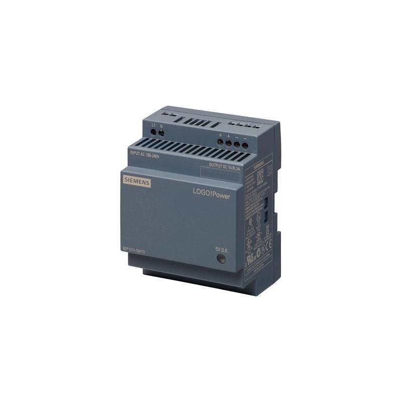 Siemens 6EP1311-1SH13 LOGO!POWER 5 V/6,3 A FUENTE ALIMENT. ESTABILIZADA