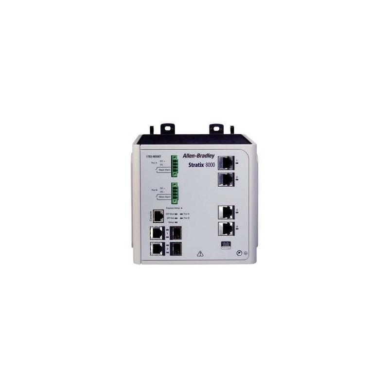1783-MS10T Allen-Bradley Stratix 8000 Ethernet Switch