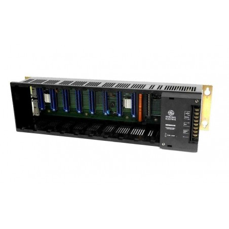 IC610CHS130 GE FANUC Rack 10-Slot with Power Supply